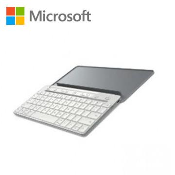 【燦坤限定】Microsoft 通用行動鍵盤-灰(P2Z-00054)
