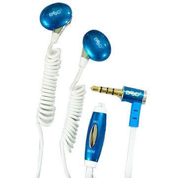 BSD SP-945入耳式耳機-藍(SP-945-A)