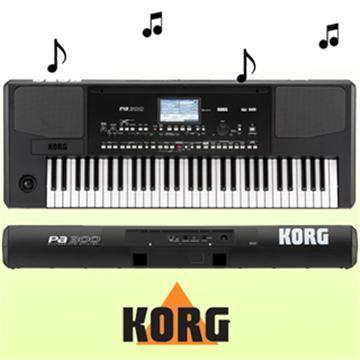 KORG PA 系列編曲鍵盤(PA-300)