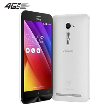 展-ASUS ZenFone2 16G 5吋-白(2G RAM)