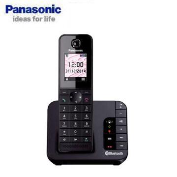 【展示機】Panasonic DECT 藍芽數位答錄無線電話(KX-TGH260TW)