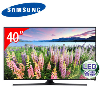 【福利品】SAMSUNG 40型LED液晶電視(UA40J5100AWXZW)