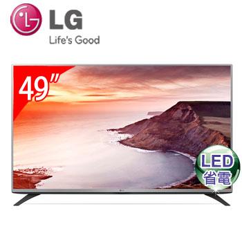【福利品】LG 49型 LED液晶電視 49LF5400(49LF5400)