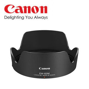 Canon EW-83M 原廠遮光罩(EW-83M)