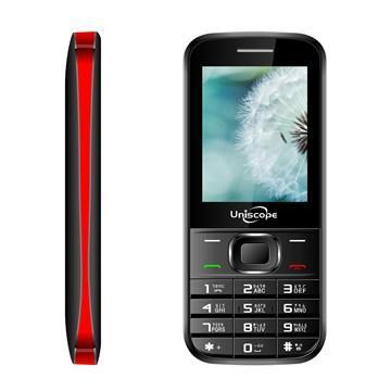 優思 W108 3G手機-紅(W108-R)