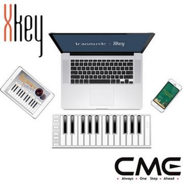 CME 超薄時尚25鍵控制鍵盤(Xkey)