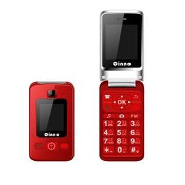 inno N168 3G銀髮族手機-紅(N168)
