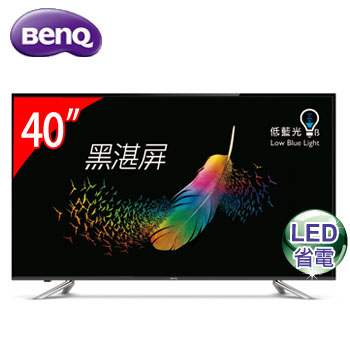【福利品】BenQ 40型LED低藍光顯示器