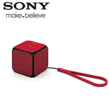 SONY NFC/藍牙揚聲器(SRS-X11/R(紅))