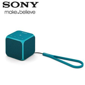SONY NFC/藍牙揚聲器(SRS-X11/L(藍))