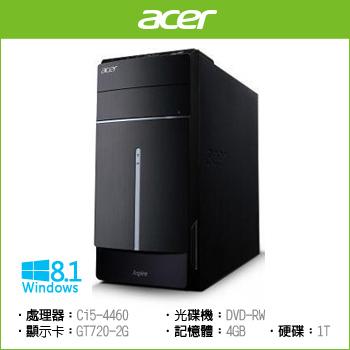 Acer TC-605 Ci5-4460 1TB 四核獨顯(TC-605 i5-4460(720))