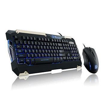 曜越軍令官電競鍵盤滑鼠組