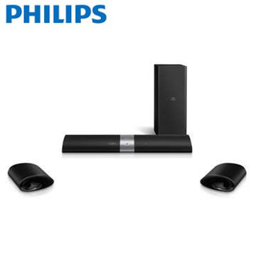 PHILIPS Fidelio雷神微型劇院Sound Bar(B5)
