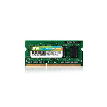 【4G】Silicon Power SO-Dimm DDR3L-1600(SP004GLSTU160N02)