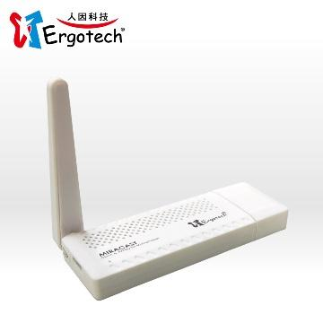 人因MD3056PW-iOS加強版無線HDMI分享棒(MD3056PW)