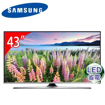 【福利品】 SAMSUNG 43型LED智慧型液晶電視(UA43J5500AWXZW)