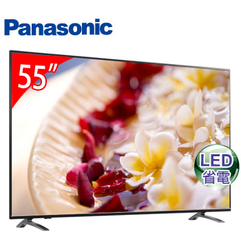 [福利品] Panasonic 55型LED顯示器