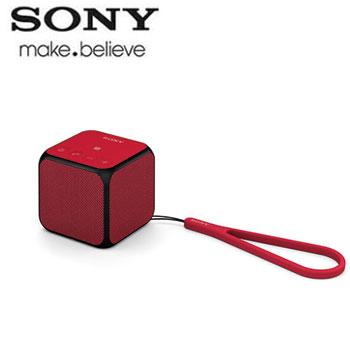 【展示机】SONY NFC/蓝牙扬声器(SRS-X11/R(红))