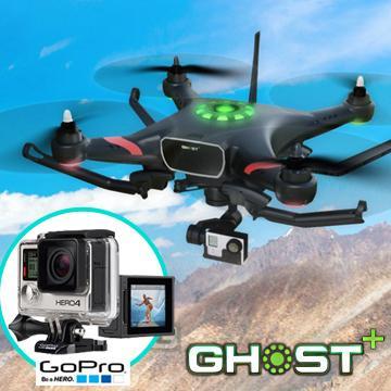 TTRobotix GHOST+空拍機含GoProHero4(4030-F/THGOPROHERO4)