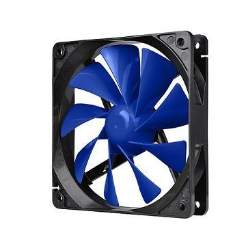 曜越Pure 12 C靜音風扇(藍色扇葉)(CL-F037-PL12BU-A)