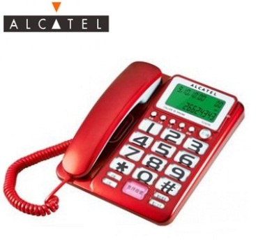 Alcatel 報號有線電話(T216TW)