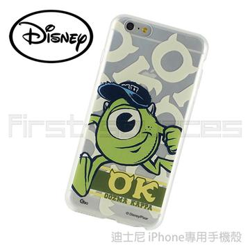 Disney iPhone6 Plus 保護軟套-大眼怪(iPhone6 Plus適用)