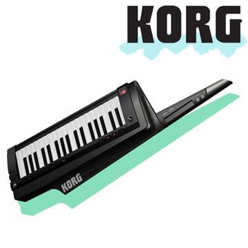 KORG KEYTAR肩背式合成器鍵盤+琴袋(RK-100S(黑))