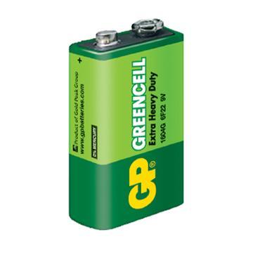 GP超霸9V特級碳鋅電池1入(9V)
