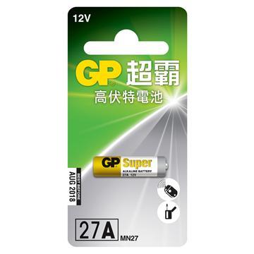 GP超霸高伏特電池27A x 1入(27A)