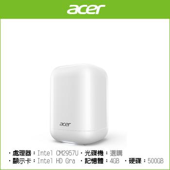 ACER L85 CM2957U Graphics 5500 迷你桌上型電腦(Revo L85 (2957U))