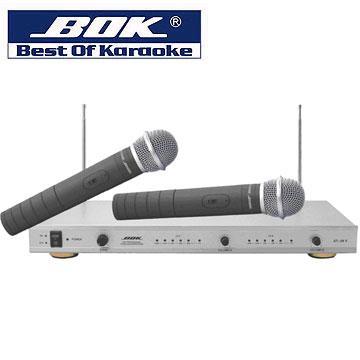 BOK 高頻無線麥克風(AT-26V)