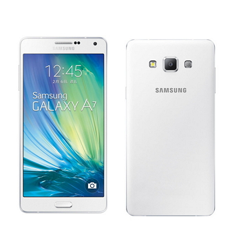 Samsung Galaxy A7 LTE 雙卡雙待機-白