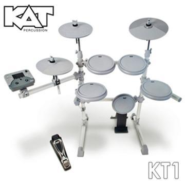 KAT 電子鼓組+專用音箱(KT-1)