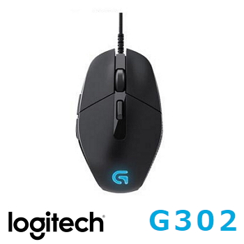 羅技G302MOBA電競滑鼠(910-004211)