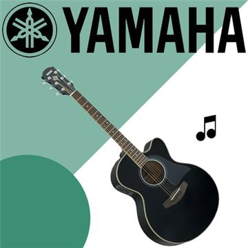 YAMAHA 舞台表現設計電木吉他(CPX500)