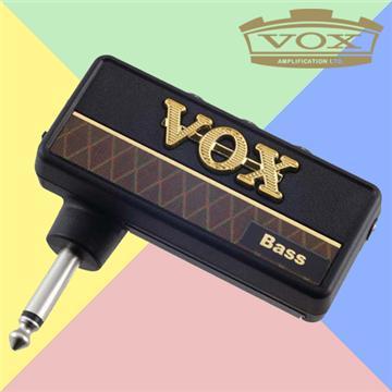 VOX amPlug隨身前級效果器(Bass專用)