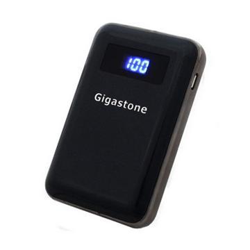 【9000mAh】Gigastone 行動電源-鈦墨藍