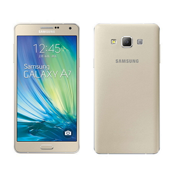 「展示機」SAMSUNG Galaxy A7 LTE 雙卡雙待機 金色