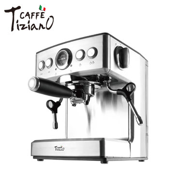Tiziano義式高壓咖啡機(TSK-1837B)