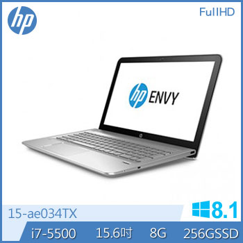 HP 15-ae034TX Ci7 256 SSD GTX950 電競獨顯筆電