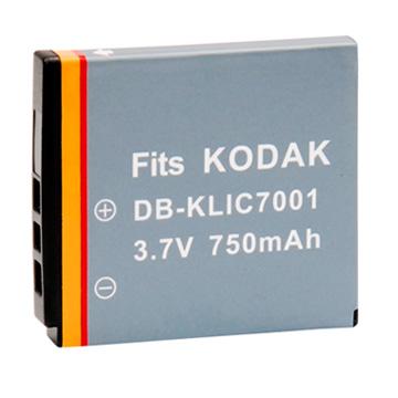 Kamera for Kodak KLIC-7001 鋰電池(KLIC-7001 高品質鋰電池)