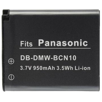Kamera for Panasonic DMW-BCN10 鋰電池(BCN10鋰電池)