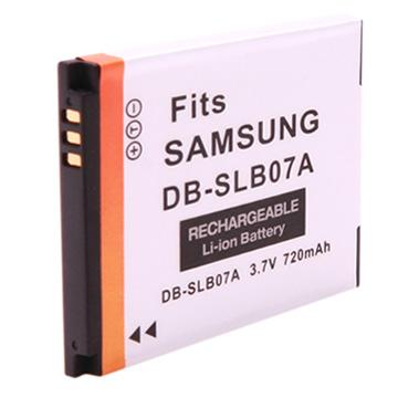 Kamera for Samsung SLB-07A 鋰電池(SLB-07A 鋰電池)