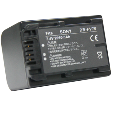 Kamera for Sony NP-FV70 高效能鋰電池(NP-FV70 鋰電池)