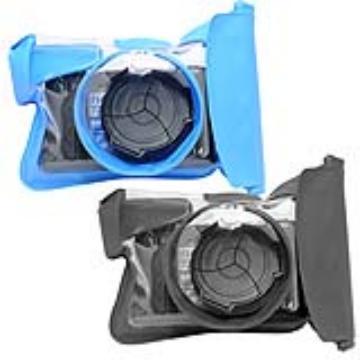 Kamera T-015M 相機通用型防水袋-藍(T-015M)
