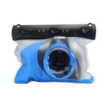 Kamera T-508M 相機通用型防水袋-藍(T-508M)