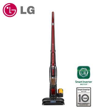 LG 直立式無線鋰電吸塵器(VS8401SCW)