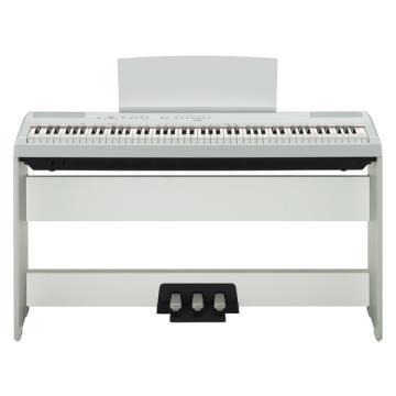YAMAHA 88鍵電鋼琴(P-115WH)