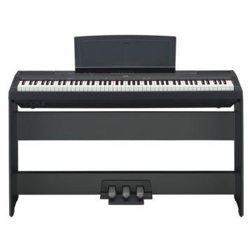 YAMAHA 88鍵電鋼琴(P-115BK)