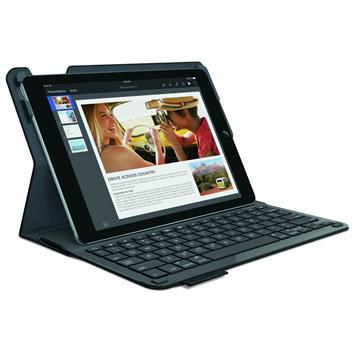 羅技 Type+ iPad Air2鍵盤保護殼-黑(920-006597)